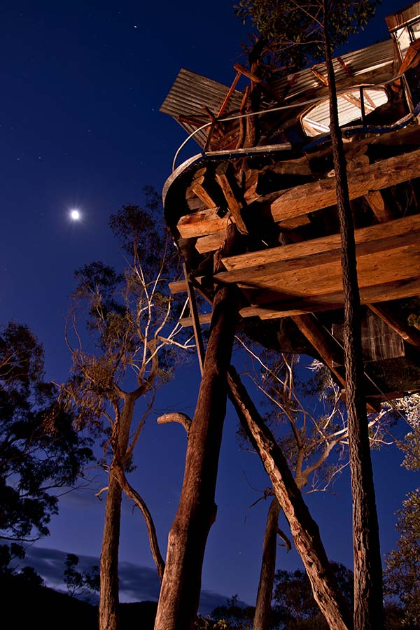 Love Cabins Wollemi Wilderness Treehouse