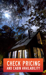 Bilpin Accommodation ::: Wilderness Cabins Blue Mountains